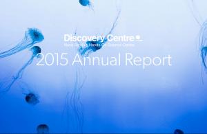 2014 - 2015 Annual Report