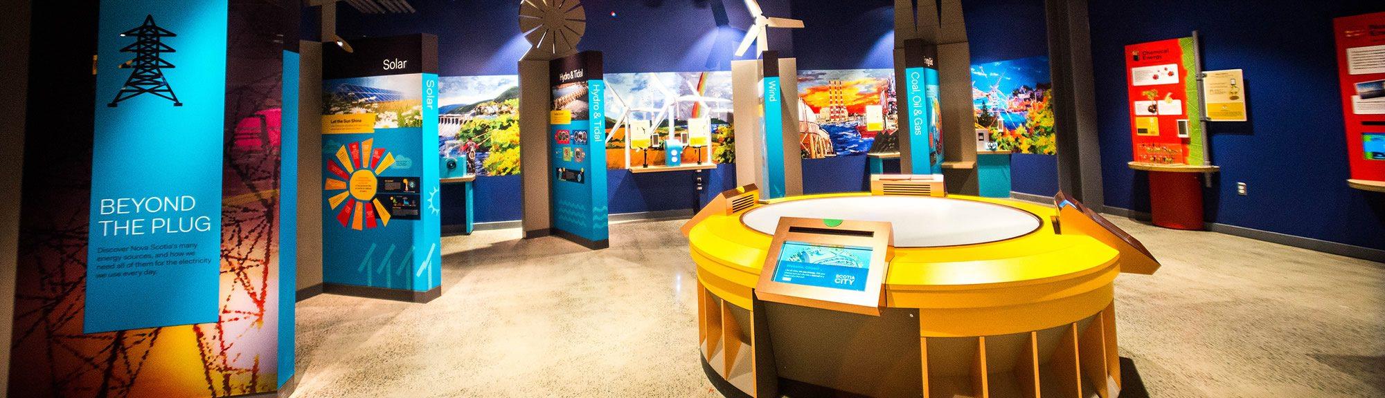 Nova Scotia Power Energy Gallery