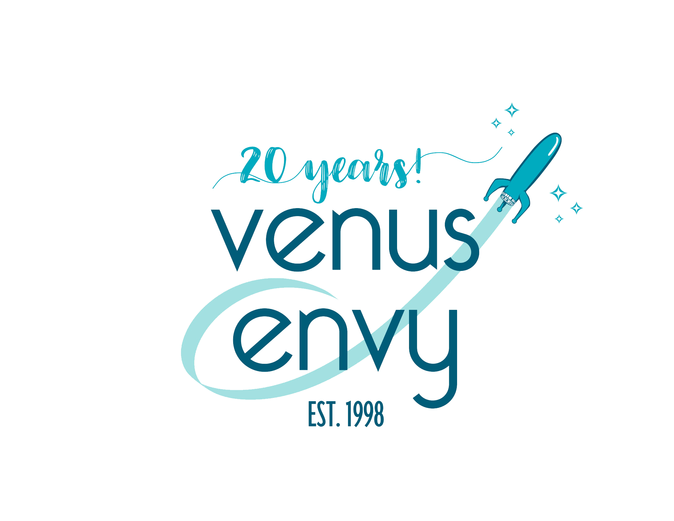 20th Anniversary Venus Envy logo