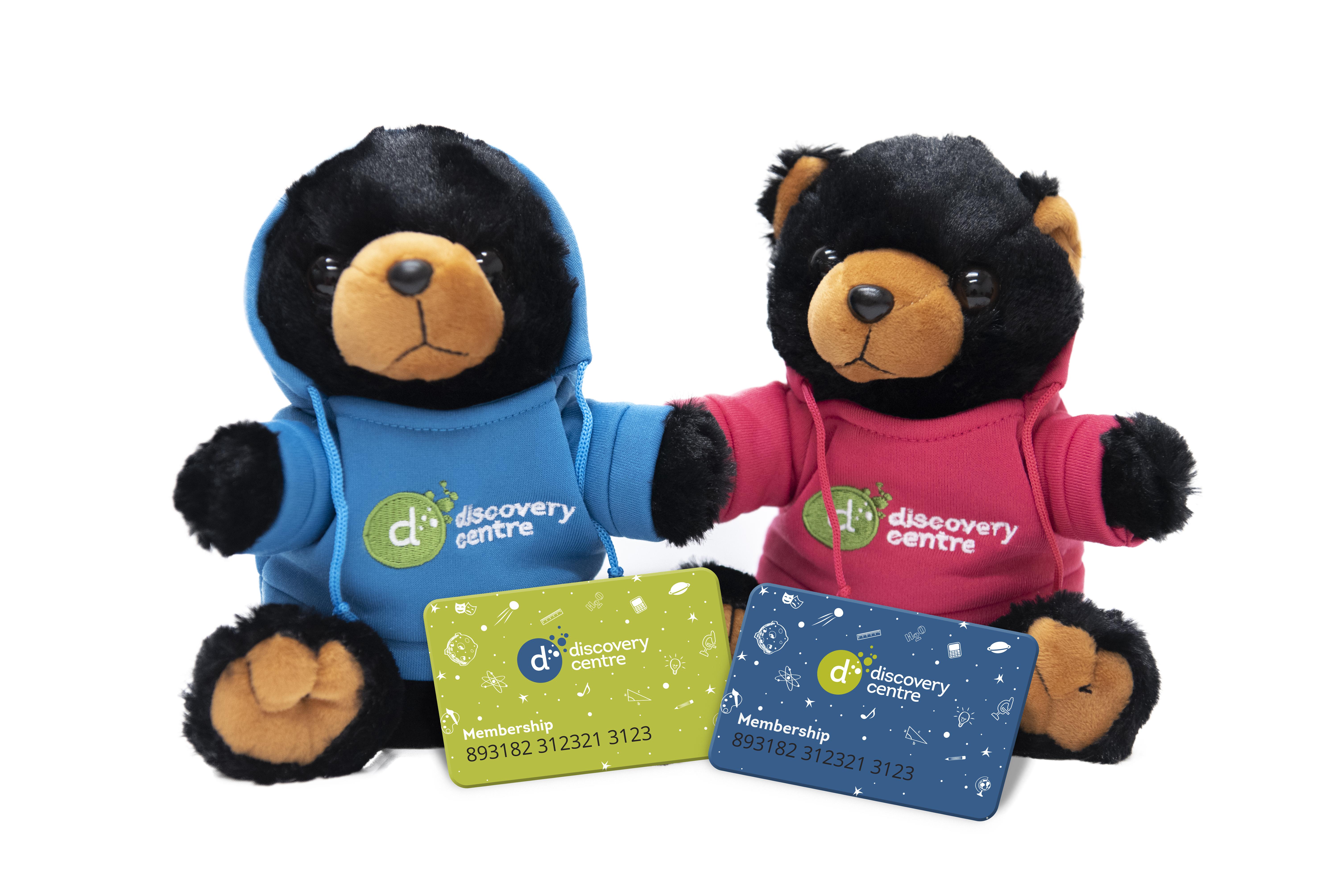 Discovery Centre Bear Membership
