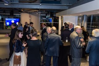 Standing Reception Events at Discovery Centre