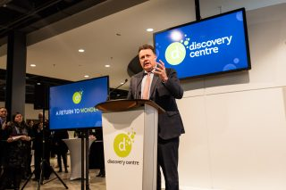 Technology Events at Discovery Centre